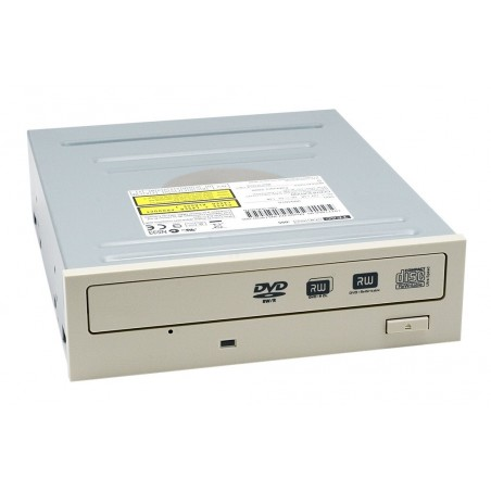 DVD-brännare RW, 24x, SATA, Beige front