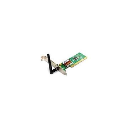 Restparti: Wireless 54 Mbitill Ethernet med / antenn
