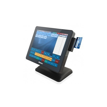 "Demo modell: 15"" TFT Fläktlös Touch POS PC"
