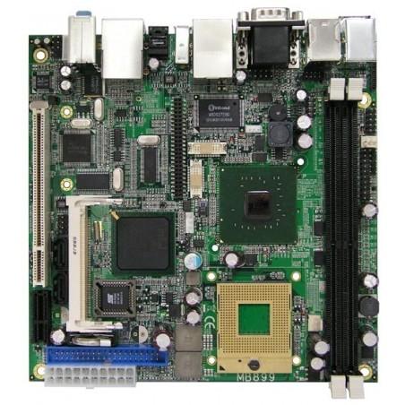 Restparti: Försäljning: ITX BK, core duo, CF, en PCI