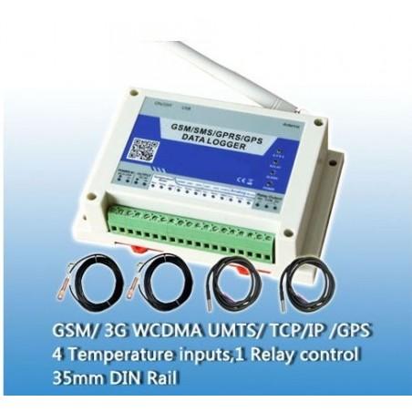 Restparti: Försäljning: GSM / GPRS / GPS tillemp. övervakning