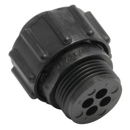 4-polig rak stillrömkontillaktillen för kabelmontillage