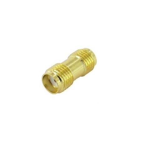 SMA adapter hona / hona koaxial