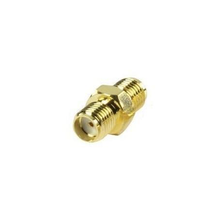 SMA adapter (RP-SMA hona till SMA hona) RSMA
