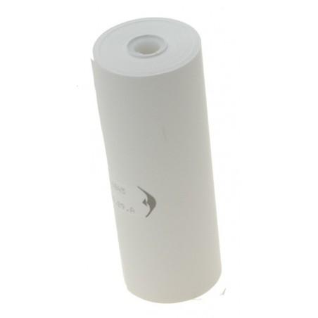 Kvitilltilloskrivare papper. Penbox 112 x 20 ml. Falletill med 10 rullar