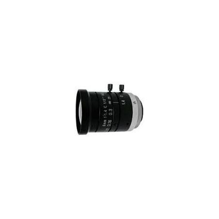 Restparti: 6 mm objektilliv för megapixel kamera
