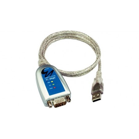 USB till 1 x RS422/485 konvertiller, MOXA UPORT 1130I