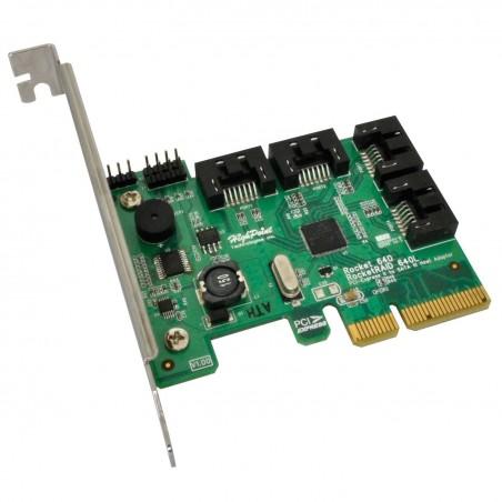 RAID kontroller PCI Express x4 RAID RAIDROCKETRAID 640L