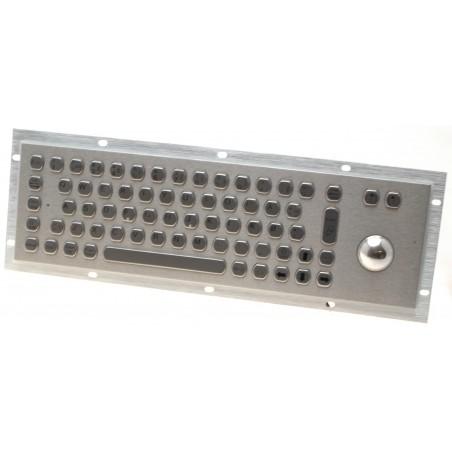 Restparti: Industriellal tangentbord med styrkula IP65