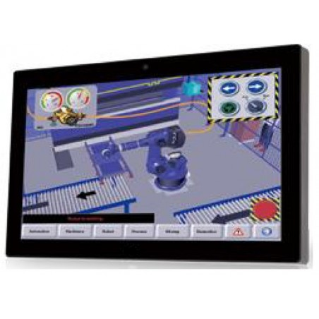 "15.6"" Panel PC i3/i5 CPU, Wide screen, Touch"
