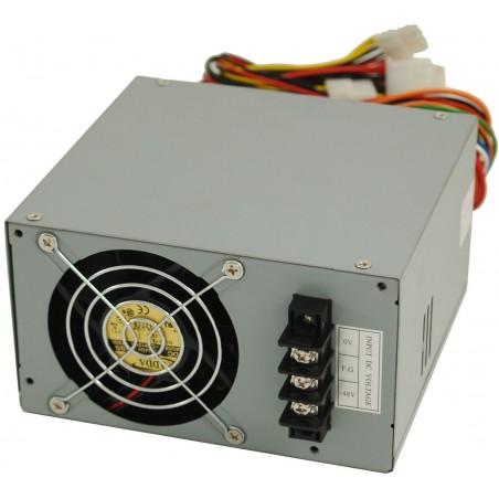 Restparti:lager: -48V - +72 v DC, PC spændingsorsyning