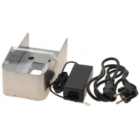 Tilbehør: Hus/ beskytilltillelse i stål till adgangskontillrollen ADGANG-RFID-TAST