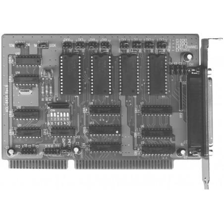 8 kanalers 16 bit tæller, 2 kanalers 32 bit tæller - REA