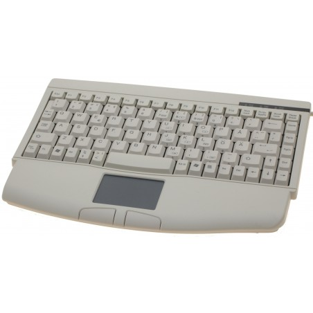 Restlager: Standard ministastatur i beige, med touchpad til PS2