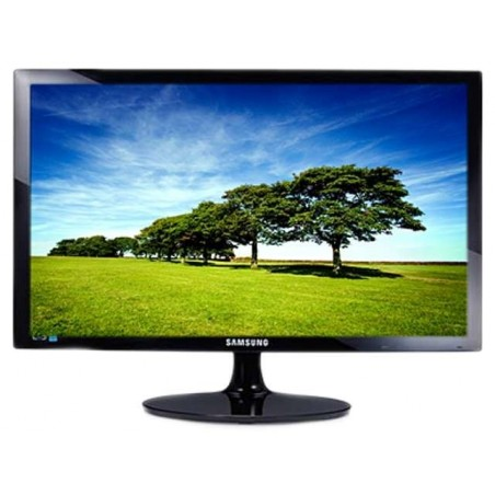 "Sortill Samsung 22"" wide screen Full HD med HDMI/VGA"