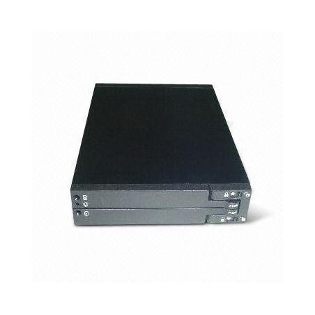 """3½ """"bay, till 2x2½"""" satilla SSD Eller HDD"""