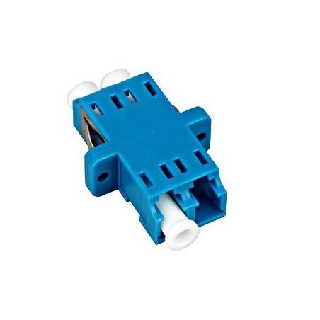 LC-LC kontakt singlemode duplex med flange
