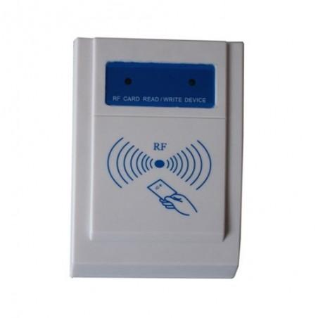 TCP/UDP nätverks RFID læser V1, 125Khz