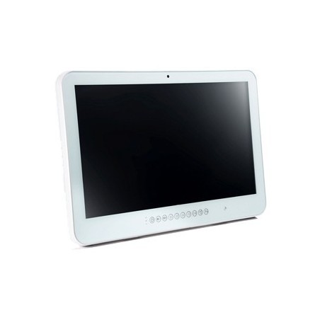 "24"" Medical approved panel PC med batilltilleri backup"
