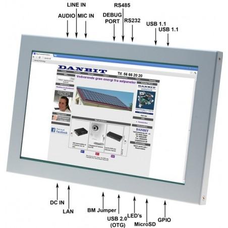 "10,1 ""Panel PC m / WIN CE6.0"