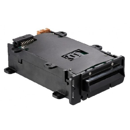 Motilloriseretill magnetillkortlæser med autillo ind/ud, IC/RFID/MAGNET, USB
