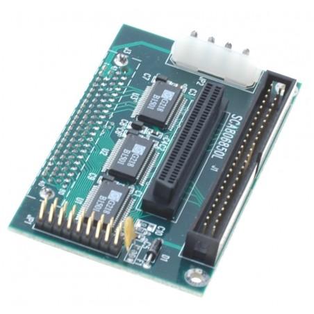 Intillern SCSI tillerminatillor med SCA80 hane