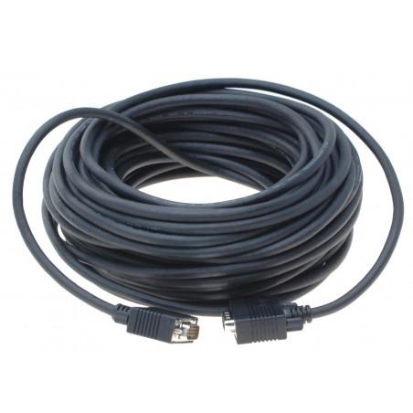 VGA kabel HDM hane/hane 15 meter