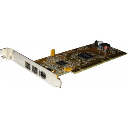 FireWire-intillerface - IEEE 1394b - 64 -bitillars PCI