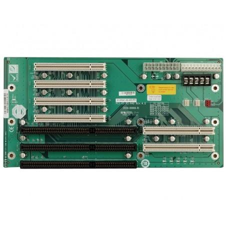Passiv busskort med 2 x ISA, PCI 3 x 1 x ISA och PCI-slot