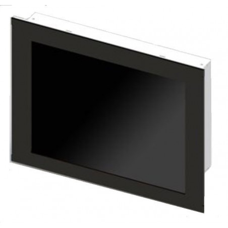 """19"""" industillriel TFT LCD monitillor med touch"""