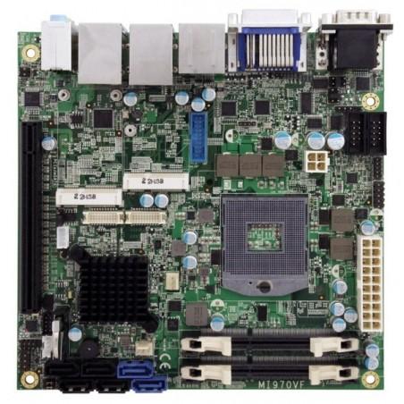 Mini-ITX- moderkort för Intel- processor med USB 3.0