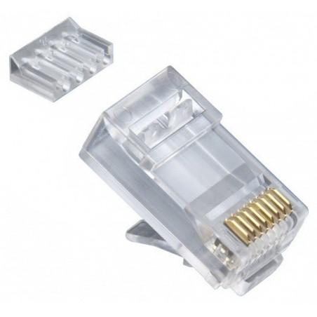 RJ45-kontillaktill för UTP katilltill. 6 kabel