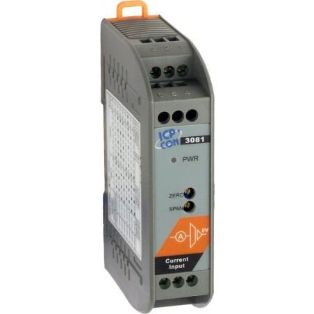 Omvandlare från 0-20mA till volt. Isoleret DC Current Input/Output Modul