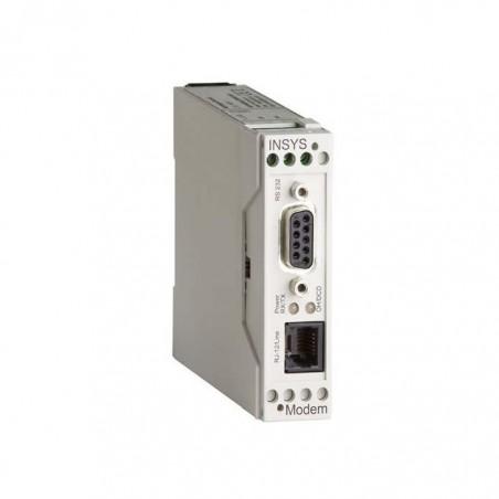 INSYS 56K Modem med RS232 intillerface