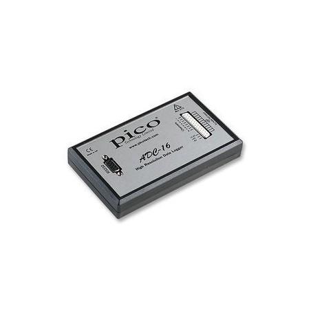 Restlager: 8 kanals 16bit A/D konverter til serieporten