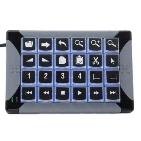 Numerisk tastatur Prog. USB