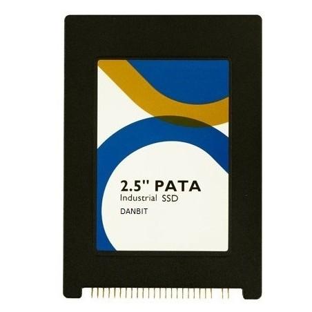 "128GB 2½"" IDE SSD disk / IDE 2½"". Intern SSD hårrddisk, MLC"