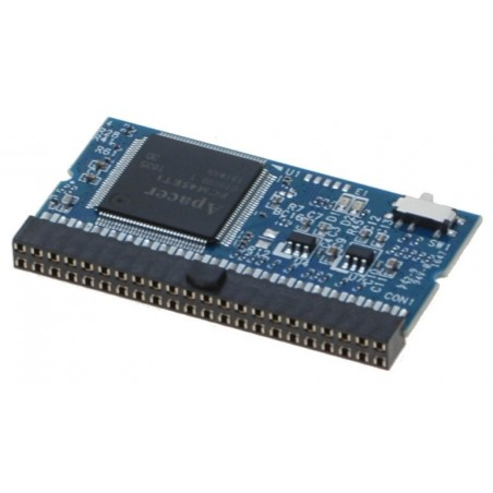 """64GB ATA Disk on Module/ DOM, 2½"""", 44 pin, lodret"""