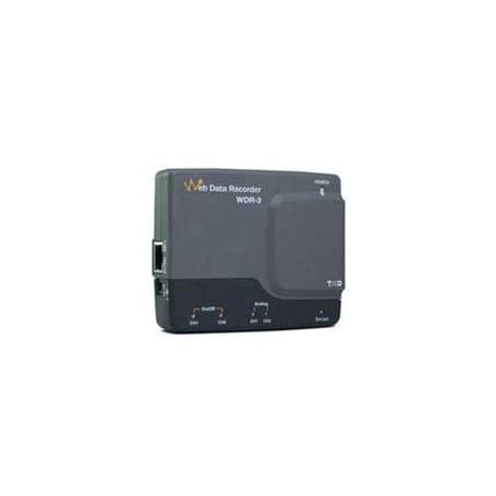 Restlager: 2-kanals analog/digital logger