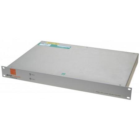 8-way GPS-splitter til ATOMURE. Forsyn op til 8 stk. NTP Servere med GPS signal til tidsyncronisering. Aktiv splitter, 1U rack