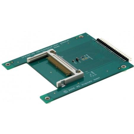 """CF kort adapter til 2½"""" IDE - erstat IDE harddisk med Industriel Compact Flash"""