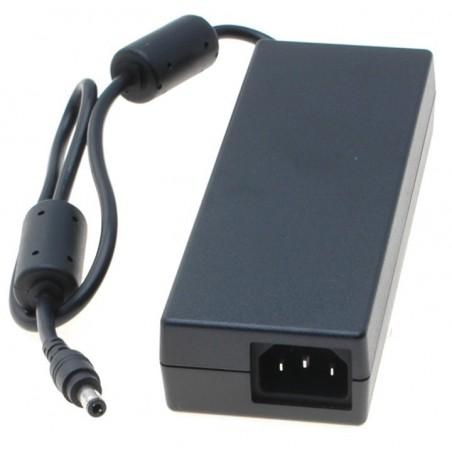 Reguleret netadapter 90-264 VAC til 12 VDC strømforsyning, jack: 5,5/2,5mm