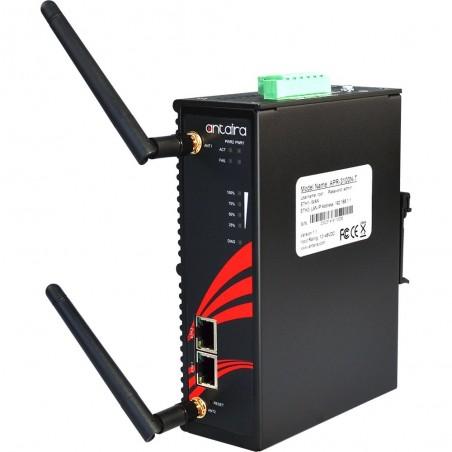 Industriel Wifi Router, 300Mbps, 2,4GHz / 5GHz, Access Point, VPN, -10 - +60°C , 12 - 48VDC