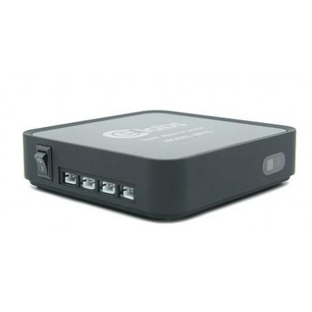 HD Medieafspiller med 4 kontakt indgange, til USB stick og SD kort