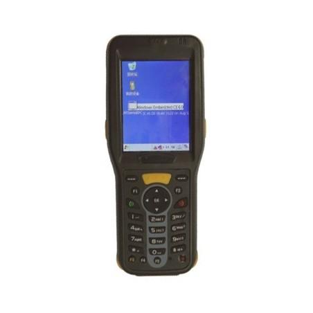 haned Scanner med stillreckkod och RFID-läsare med inbyggd GPS , GSM och WiFi