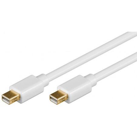 Display kabel . DP mini hane - DP mini hane 5,0 meter