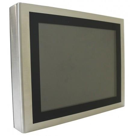 "Panel PC 17"" I5 2.7GHz IP65 tæt med multitouch i rustfri stål IP65 TÆT"