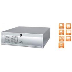 "3U 19"" PC-kabinet, ATX, Silver"