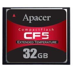 32GB Industrielt CF kort,...
