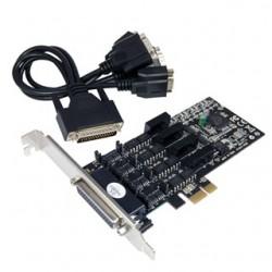 4 portar PCIe RS422 /...